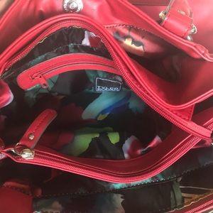 f58a966f8af TYLER RODAN Bags - 🍒NWT👜 TYLER RODAN Berlin Triple Entry Handbag
